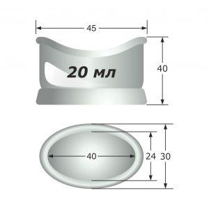 Размеры ванночки