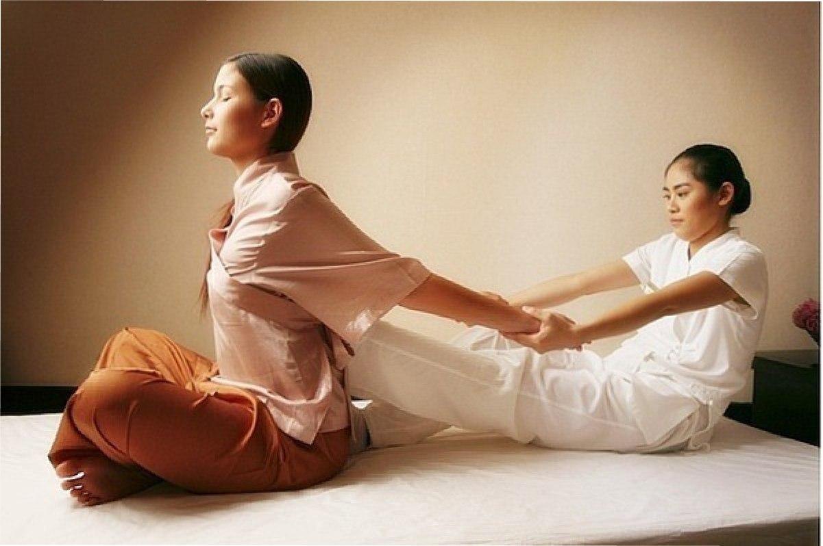 тайская школа массажа